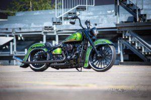 Harley Davidson M8 Chicano Ricks 132