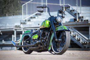 Harley Davidson M8 Chicano Ricks 138 1