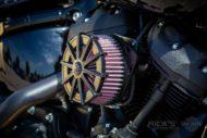 Harley Davidson M8 Softail Slim Bobber Ricks 014