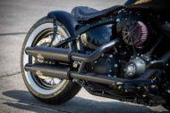 Harley Davidson M8 Softail Slim Bobber Ricks 024