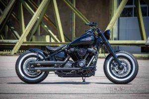 Harley Davidson M8 Softail Slim Bobber Ricks 027