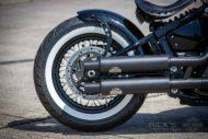 Harley Davidson M8 Softail Slim Bobber Ricks 030