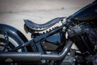 Harley Davidson M8 Softail Slim Bobber Ricks 031