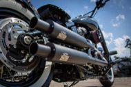 Harley Davidson M8 Softail Slim Bobber Ricks 038