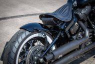Harley Davidson M8 Softail Slim Bobber Ricks 044