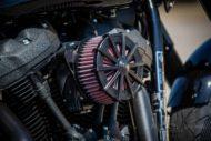 Harley Davidson M8 Softail Slim Bobber Ricks 047