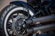 Harley Davidson M8 Softail Slim Bobber Ricks 048