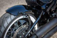 Harley Davidson M8 Softail Slim Bobber Ricks 050