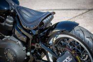 Harley Davidson M8 Softail Slim Bobber Ricks 055