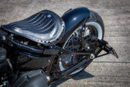 Harley Davidson M8 Softail Slim Bobber Ricks 074