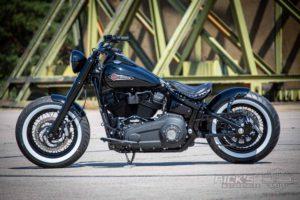 Harley Davidson M8 Softail Slim Bobber Ricks 077