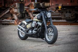 Harley Davidson Slim Bobber WW 009