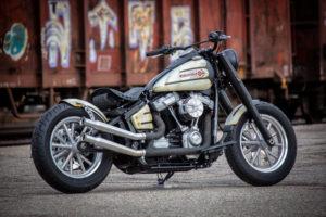 Harley Davidson Slim Bobber WW 010