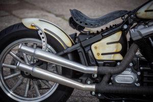 Harley Davidson Slim Bobber WW 011