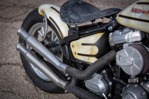 Harley Davidson Slim Bobber WW 013