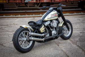 Harley Davidson Slim Bobber WW 016
