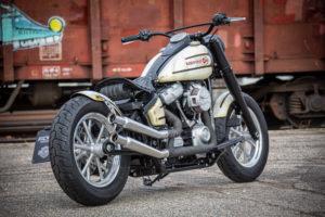Harley Davidson Slim Bobber WW 018