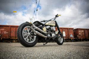 Harley Davidson Slim Bobber WW 027