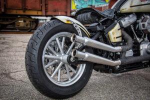 Harley Davidson Slim Bobber WW 028