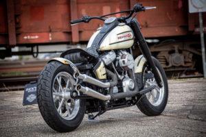 Harley Davidson Slim Bobber WW 036