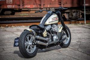 Harley Davidson Slim Bobber WW 038