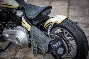 Harley Davidson Slim Bobber WW 042