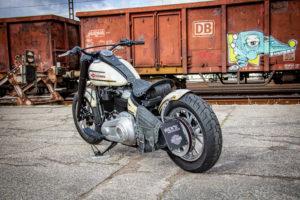 Harley Davidson Slim Bobber WW 045
