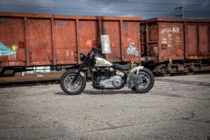Harley Davidson Slim Bobber WW 047
