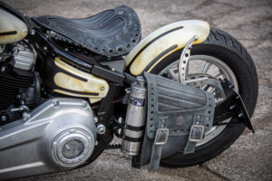 Harley Davidson Slim Bobber WW 052
