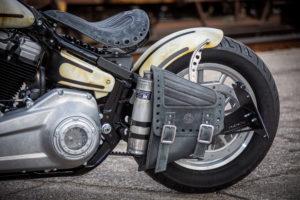 Harley Davidson Slim Bobber WW 054