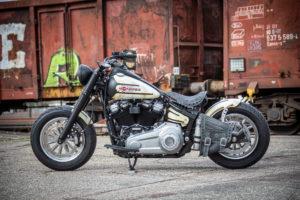 Harley Davidson Slim Bobber WW 061