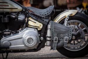 Harley Davidson Slim Bobber WW 062