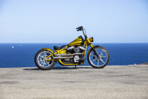 Harley Davidson Softail Slim Bobber 002