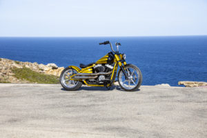 Harley Davidson Softail Slim Bobber 005