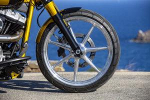 Harley Davidson Softail Slim Bobber 006