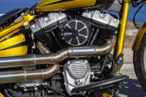 Harley Davidson Softail Slim Bobber 012