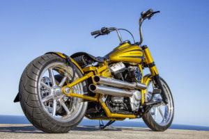 Harley Davidson Softail Slim Bobber 040 Kopie