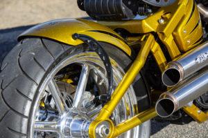 Harley Davidson Softail Slim Bobber 046