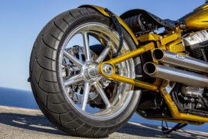 Harley Davidson Softail Slim Bobber 055