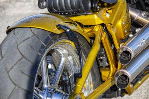 Harley Davidson Softail Slim Bobber 073