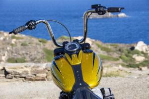 Harley Davidson Softail Slim Bobber 075