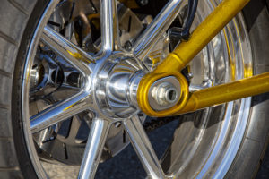 Harley Davidson Softail Slim Bobber 080