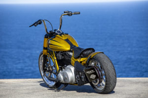 Harley Davidson Softail Slim Bobber 085 Kopie