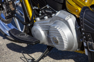 Harley Davidson Softail Slim Bobber 089
