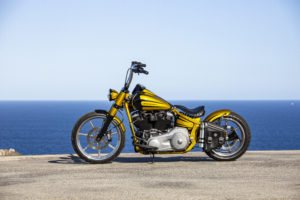 Harley Davidson Softail Slim Bobber 099