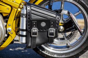 Harley Davidson Softail Slim Bobber 101