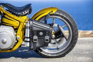 Harley Davidson Softail Slim Bobber 102