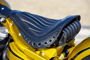 Harley Davidson Softail Slim Bobber 105