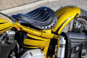 Harley Davidson Softail Slim Bobber 106