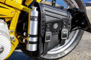 Harley Davidson Softail Slim Bobber 107